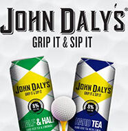 OnlineGolf News: John Daly's official drink unveiled