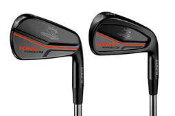 Cobra Golf King Forged Pro Combo Irons Steel 4-PW