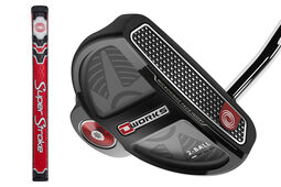Odyssey O-Works 2-Ball SS Mid Slim Putter
