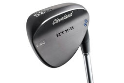 Cleveland Golf RTX 3 Black Satin Wedge