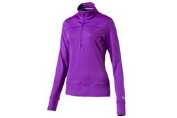 PUMA Golf Ladies 1/4 Zip Popover Sweater
