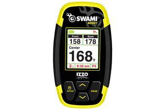 Izzo Swami Golf GPS 4000 Plus