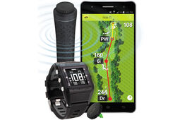 SkyCaddie Linx GT GPS and Tracking System