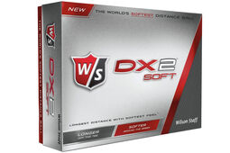 Wilson Staff DX2 Soft 12 Golf Balls