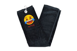 Emoji Golf Towel