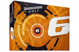 Bridgestone Golf 2015 e6 12 Golf Balls
