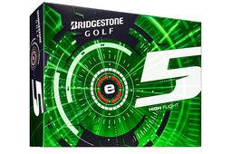 Bridgestone Golf e5 12 Golf Balls 2015