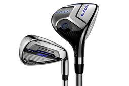 Cobra Golf MAX 4-5 Hybrid & Irons Steel 6-SW