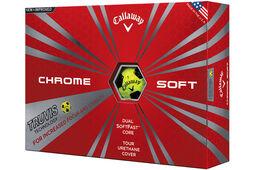 Callaway Golf Chrome Soft Truvis 12 Golf Balls