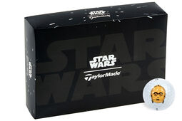 TaylorMade Burner Soft STAR WARS Ball Range