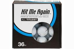 Titleist Challenge Golf Recycled 36 Golf Balls