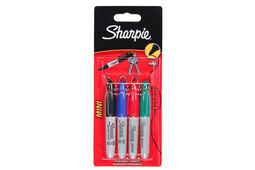 Sharpie Mini Fine Marker (4 Colour Pack)