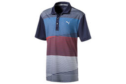 PUMA Golf Junior Levels Polo Shirt