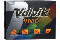Volvik Vivid 12 Golf Balls