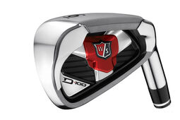 Wilson Staff D-100 Irons Steel 5-SW