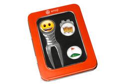 emoji Tool Beer & Golf Divot Tool Set
