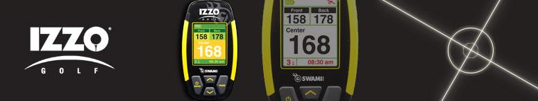 Izzo Golf GPS Units