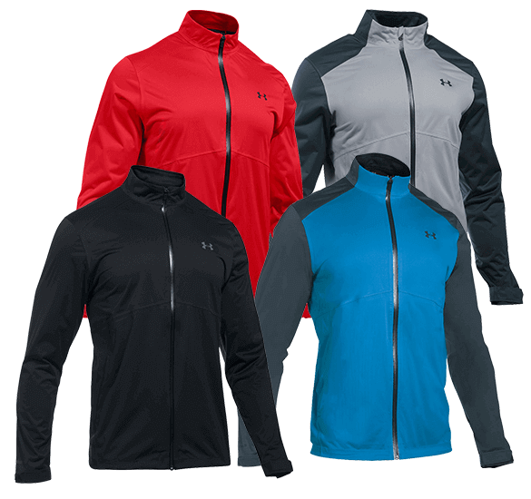 Under Armour Storm 3 Waterproof Jacket