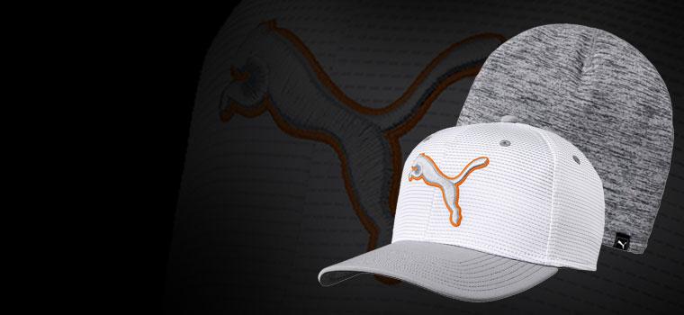 Puma Golf - Caps Background Image