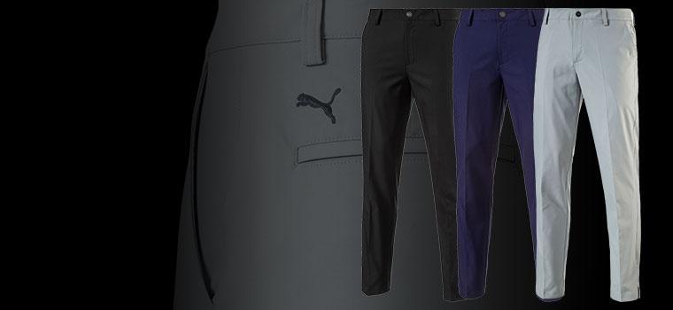 Puma Golf - Trousers Background Image