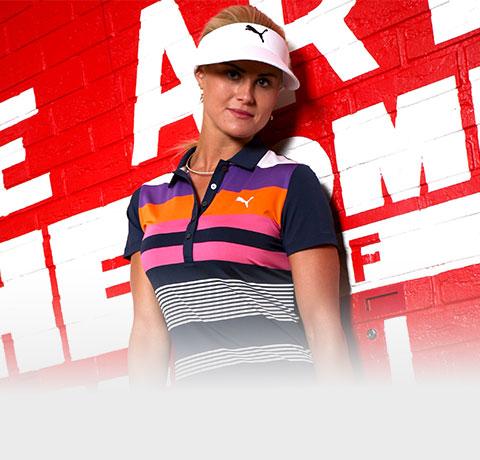 Puma Golf - Carly Booth
