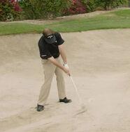 Callaway U.S. Open Golf Tips   Get Out of the Fairway Bunker -Video