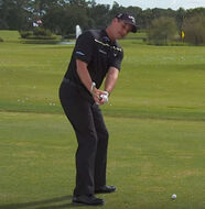 Callaway Golf Tips   How To Maintain The Correct Swing Plane With Mid Irons -Video