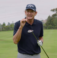 30 Seconds To Better Golf With Callaway   Fairway Wood From the Rough -Video