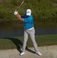 Callaway Golf Tips   The Secret to Hitting Out of a Fairway Bunker -Video