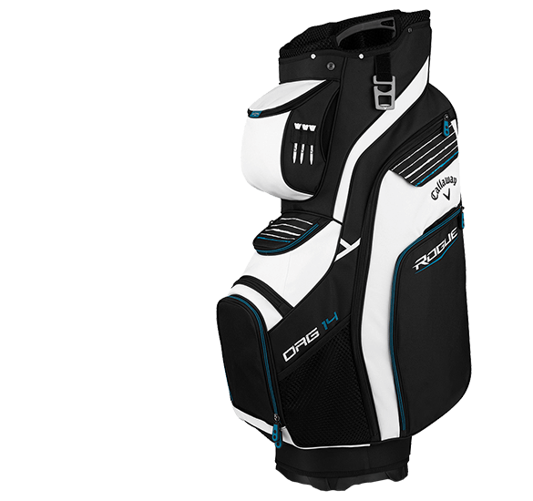 Callaway Golf Org 14 Rogue Cart Bag