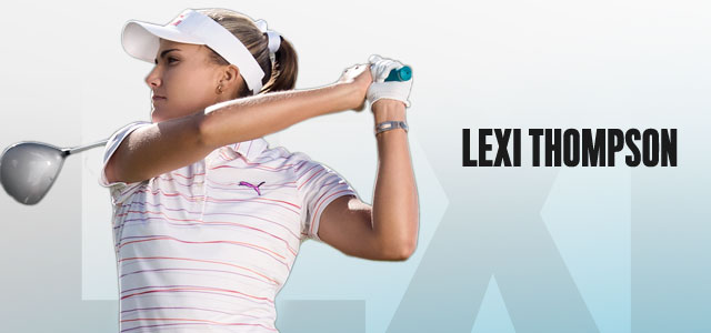 Cobra Golf - Lexi Thompson
